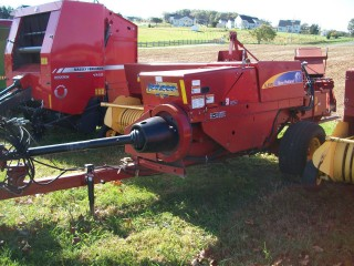 Small Square Balers - Hay and Forage Equipment - Farm Equipment