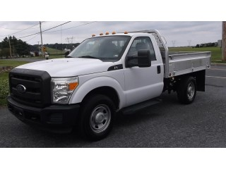 2011 FORD F350 Flatbed