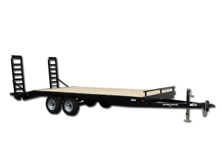 2017 Keystone Trailers KD SERIES STEEL DECKOVER