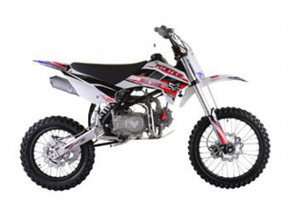 2017 PITSTER PRO MX 125