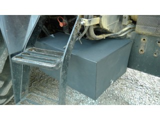 Battery Box Cover:  Case IH  5000 Series Tractor