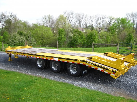 2016 CAM Superline Deckover Trailer