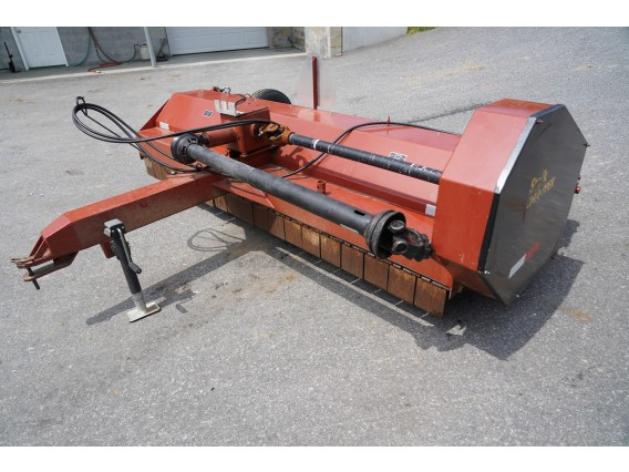 D.H. Welding Stalk Chopper - 10'