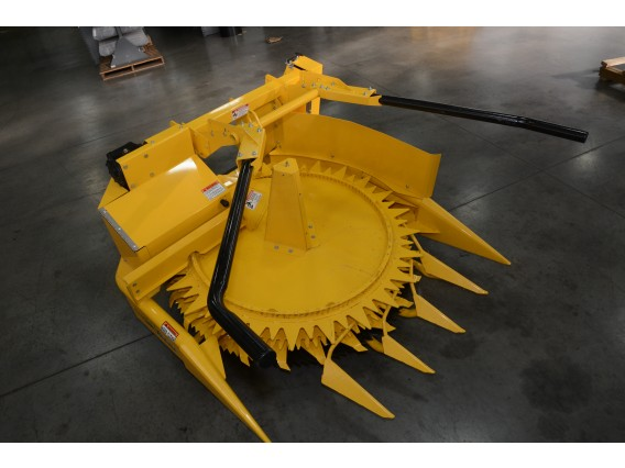 Horning 1402 2 Row Rotary Corn Head for New Holland