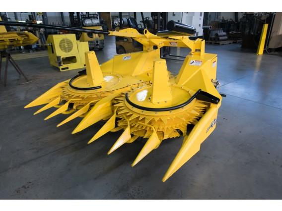 Horning 1403 3 Row Rotary Corn Head
