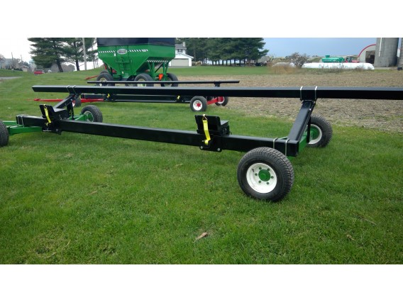 25 foot Combine Header Cart
