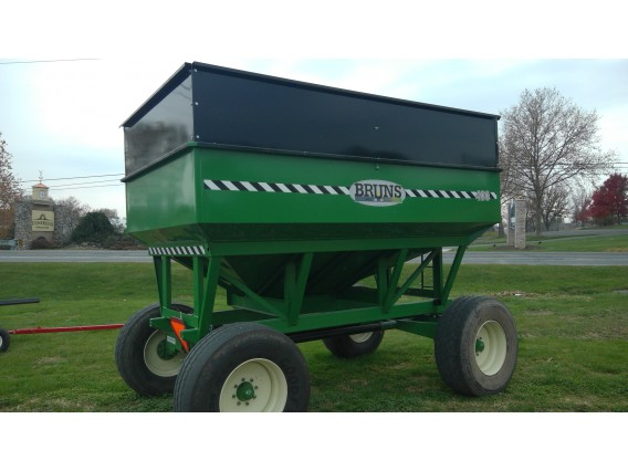 2016 Bruns Gravity Bin (green)