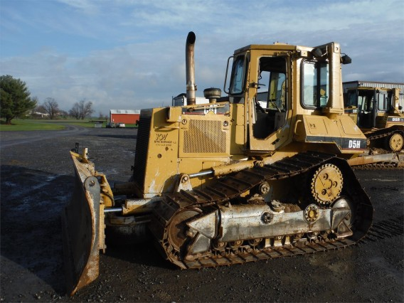 CATERPILLAR D5H XL 1993