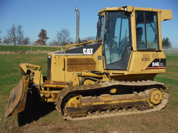 CATERPILLAR D4G XL 2002