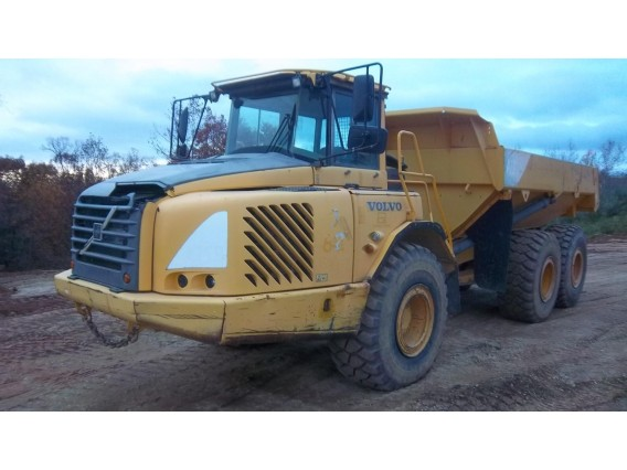 VOLVO A25D 2002