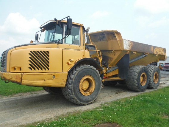 VOLVO A30D 2003