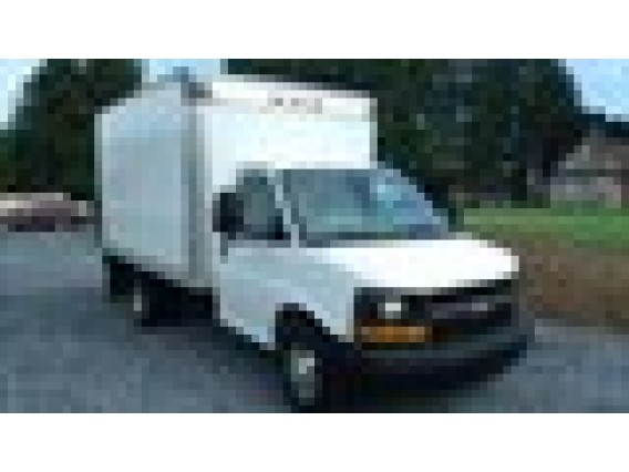 2016 CHEVROLET Express Delivery Van