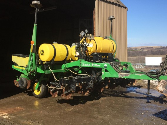 2008 JD 1750 Max Emerge XP
