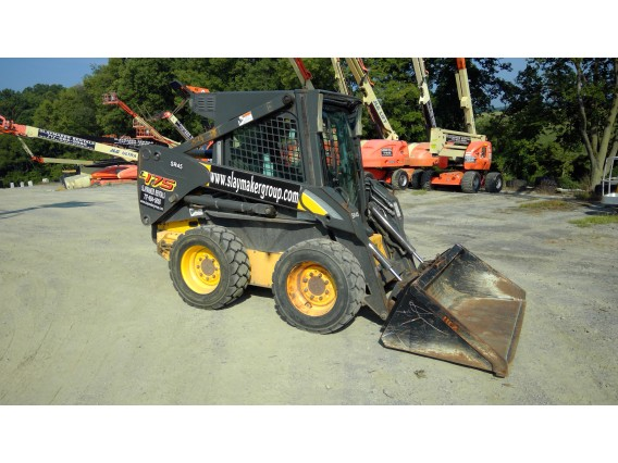 2008 New Holland L175 Skid Steer Loader